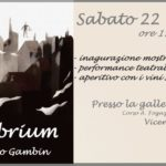 aequilibrium 22 settembre 2018 a vicenza