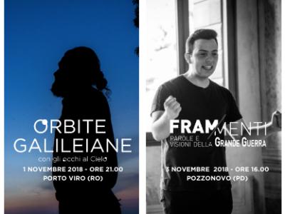 APPUNTAMENTI OTTOBRE - NOVEMBRE 2018 I ZAGREO