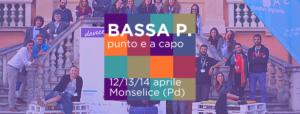 Bassa P. punto e a capo a Monselice